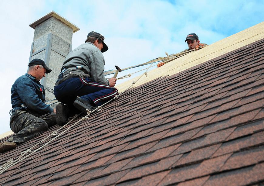 augusta roofing repairs