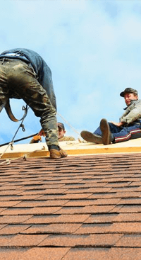 Roofers in Evans GA