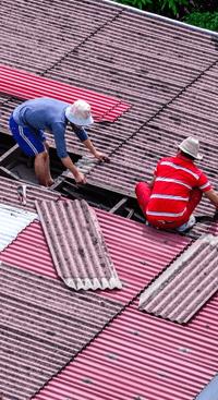 evans roofers